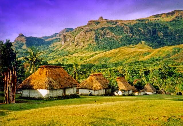 Республика Фиджи, Население Фиджи традиции, Жизнь в Фиджи