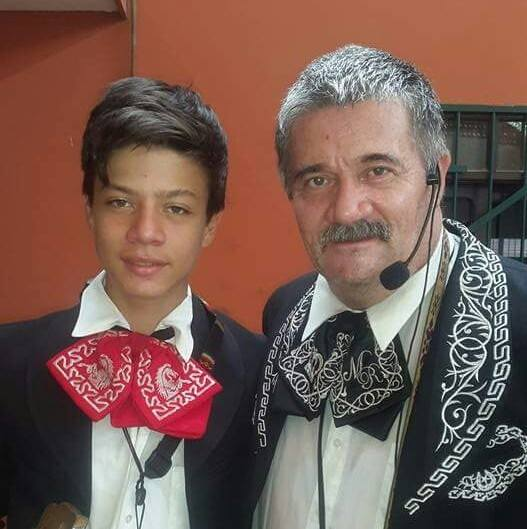 Guillermo Calabi y Angel Calabi