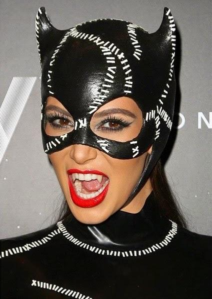 Kim Kardashian cat