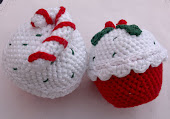Crochet Cupcakes