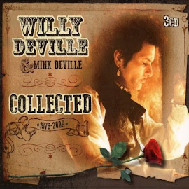 Willy DeVille & Mink DeVille – Collected 1976-2009 (2015)