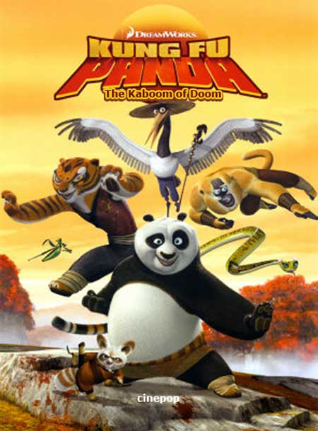 Kungfu Gấu Trúc 2 - Kungfu Panda 2