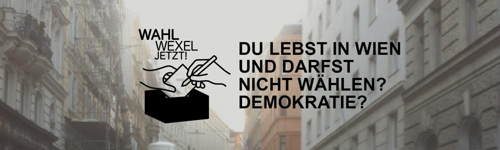 WahlweXel jetzt!