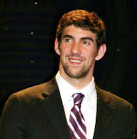 photo of Michael Phelps