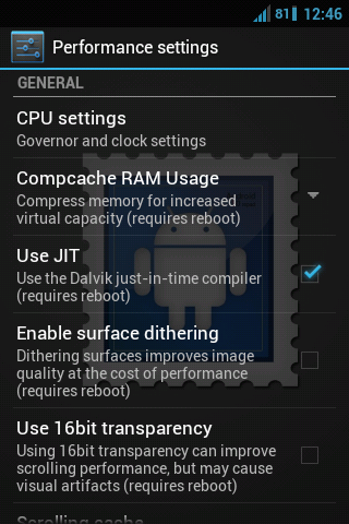 screenshot 1362165403398 ROM Review: CM 7.2 Democracy Final for Samsung Galaxy Ace