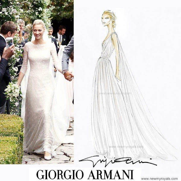 Giorgio Armani Wedding Dresses - Expensive Wedding Dresses Online