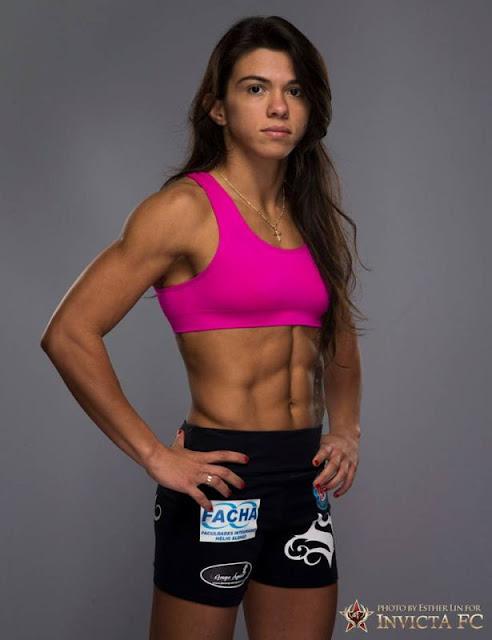 Claudia Gadelha - MMA Women