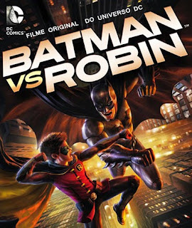 Batman vs Robin - BDRip Dual Áudio