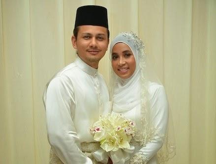 Gambar Jimmy Shanley Dan Mariam Jamilah Abdul Jalil Bernikah