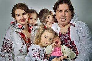 The Skrypak Family
