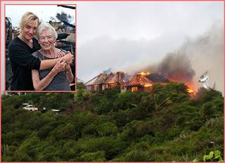 Kate Winslet returns to Necker Island