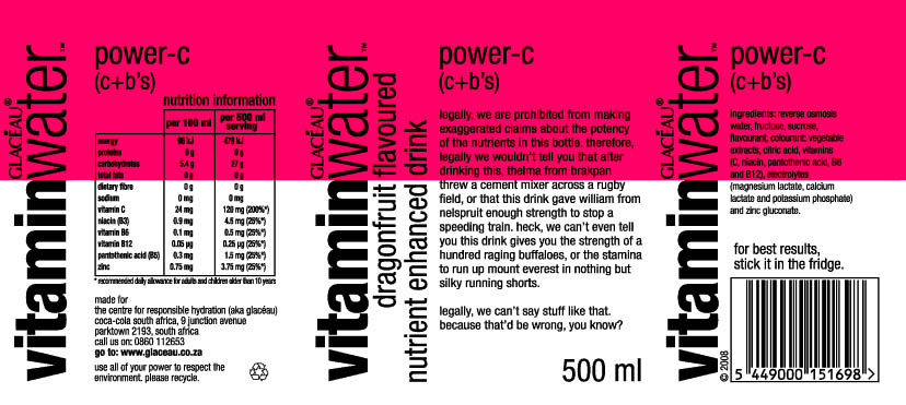 Vitamin Water Nutrition Label Pictures Vitamin Water Bottle Label