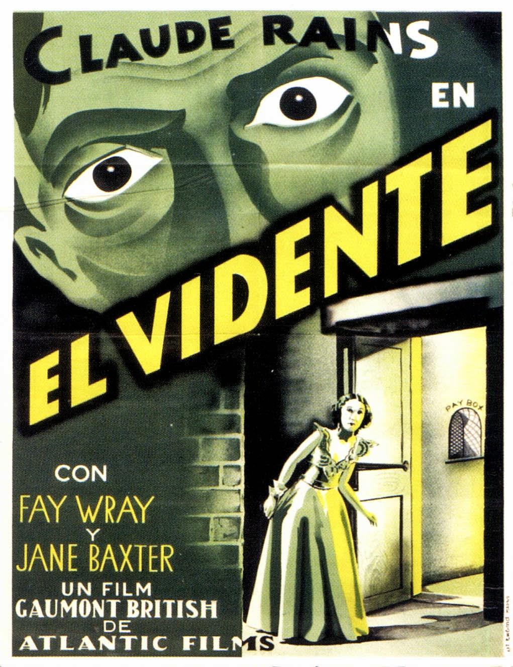 El Vidente (1935) [Castellano] Mega-Uptobox