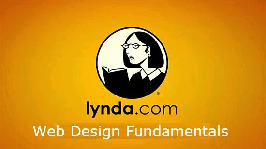 Lynda – Web Design Fundamentals