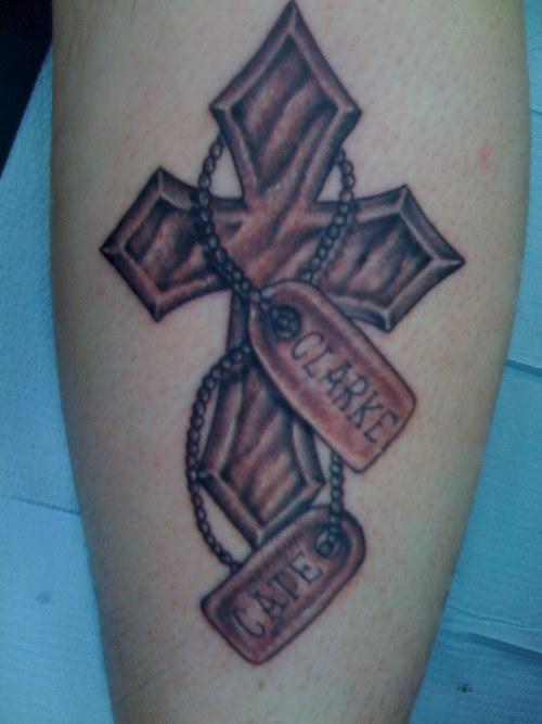 Cross Tattoos Tattoo And Art