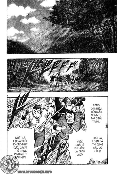 Hoàng Phi Hồng Phần 4 chap 63 Trang 2