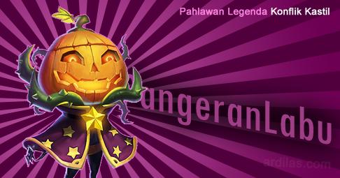 Pangeran Labu (Pumpkin Duke) - Pahlawan Legenda - Konflik Kastil