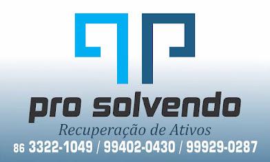 PRO SOLVENDO - PRO SOLVENDO: TERCEIRIZE SUA COBRANÇA. CONTRATE UMA EMPRESA ESPECIALIZADA.