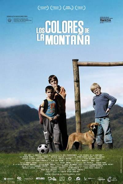 Los Colores de la Montaña (2010) DVDRip Latino
