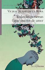 Reseña ADL Rev. Lit. Academia Canaria Lengua. Todas las personas que mueren de amor de Víctor Álamo