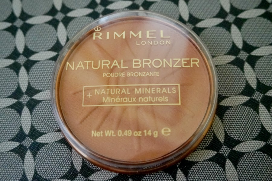 Rimmel London Natural Bronzer In Sun Glow 025 Review