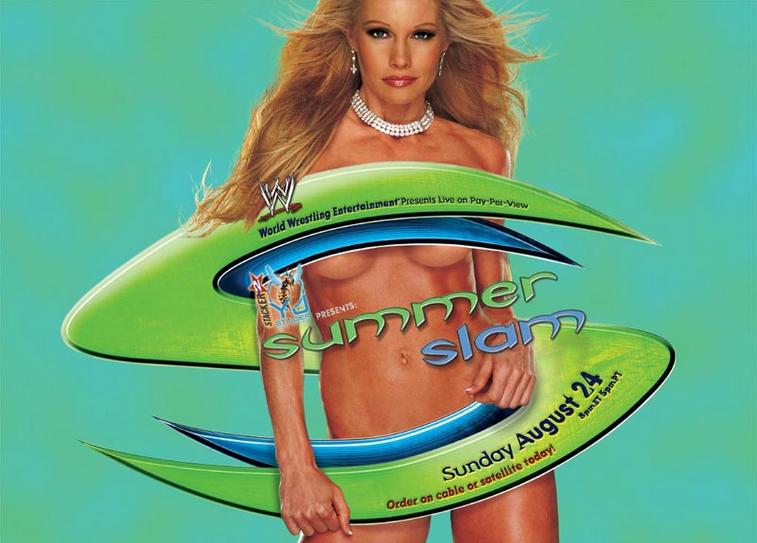 uno de los mejores summerslam de la historia fue su edición del año 2003