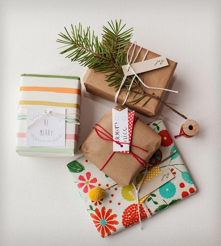 yılbaşı hediye paketi
