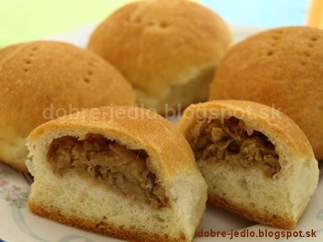 Kysnuté kapustové buchty - recepty