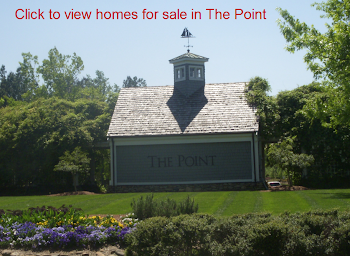 Homes in THE POINT for sale