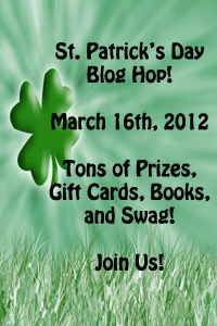 St Patricks Day BlogHop