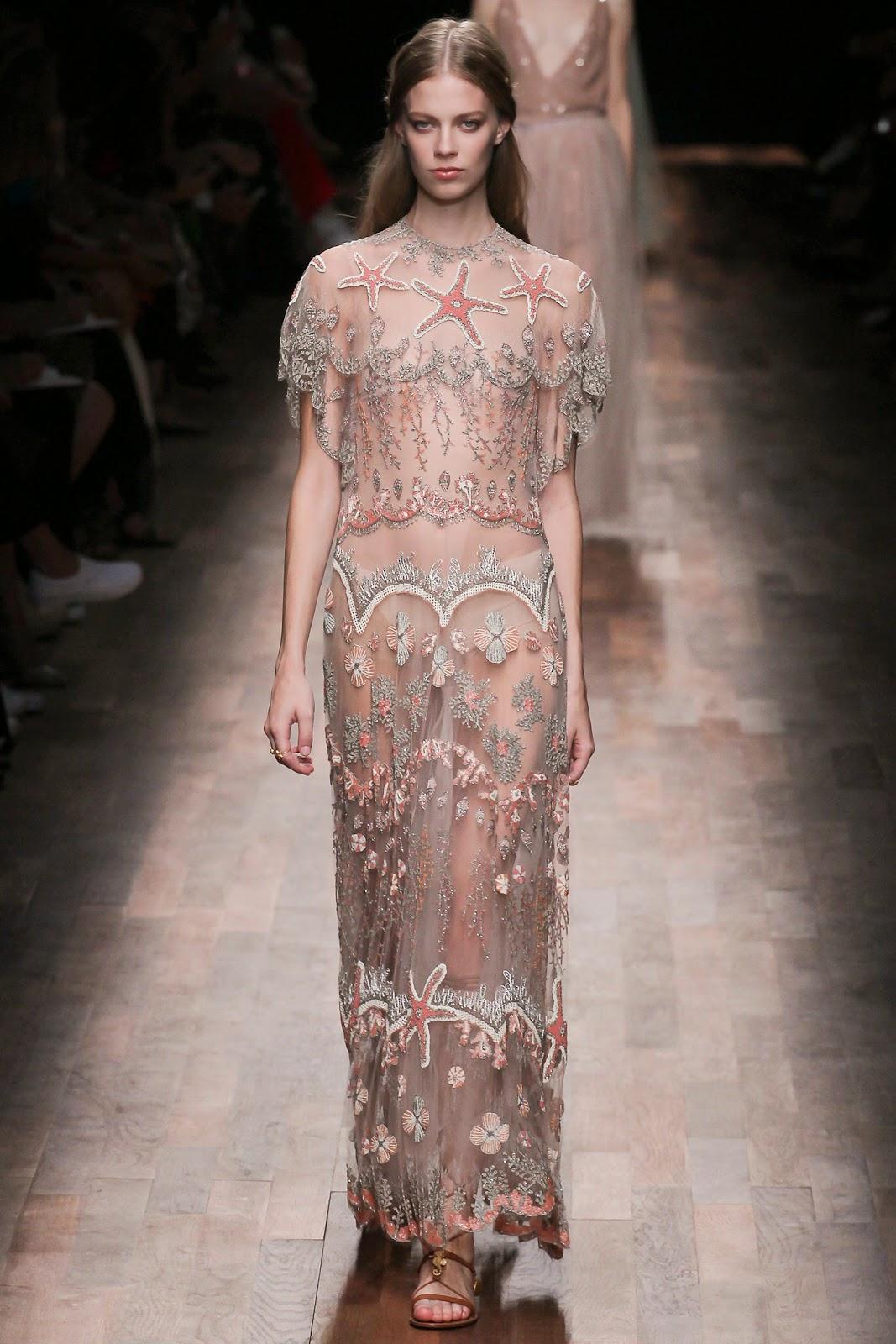 valentino 2015 summer 2016 trend women dress93 Valentino 2015 samling, våren sommaren 2016 Valentino klänning modeller, Valentino kväll klänning nya säsongen kvinnors kjolar modeller