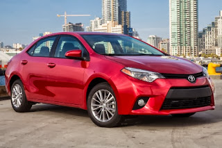 2014 Toyota Corolla Review & Redesign