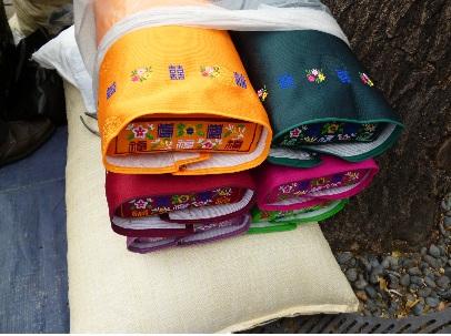 Traditional Korean Buckwheat Pillow : SEOUL : BUCKWHEAT PILLOW - Princess Cindyrina