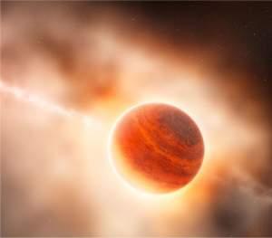 Nascimento de planeta pode ter sido flagrado por Astrônomos