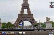 La Torre Eiffel en 360 grados