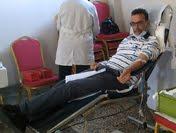 Εθελοντική αιμοδοσία πραγματοποιήθηκε την Κυριακή 1η Νοεμβρίου 2020 στην Ενορία μας