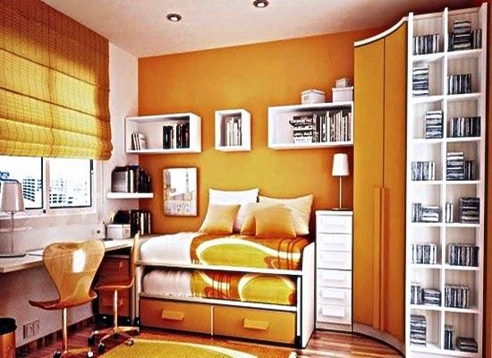 tips praktis menata kamar tidur