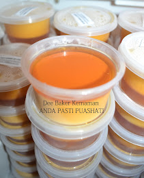 Puding Caramel