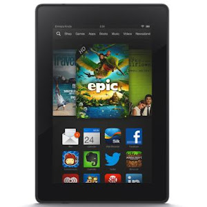 Win a Kindle Fire Tablet!