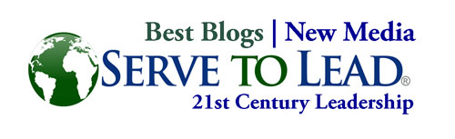 Included in Serve to Lead 2018 Top Blogs - #Branding Category