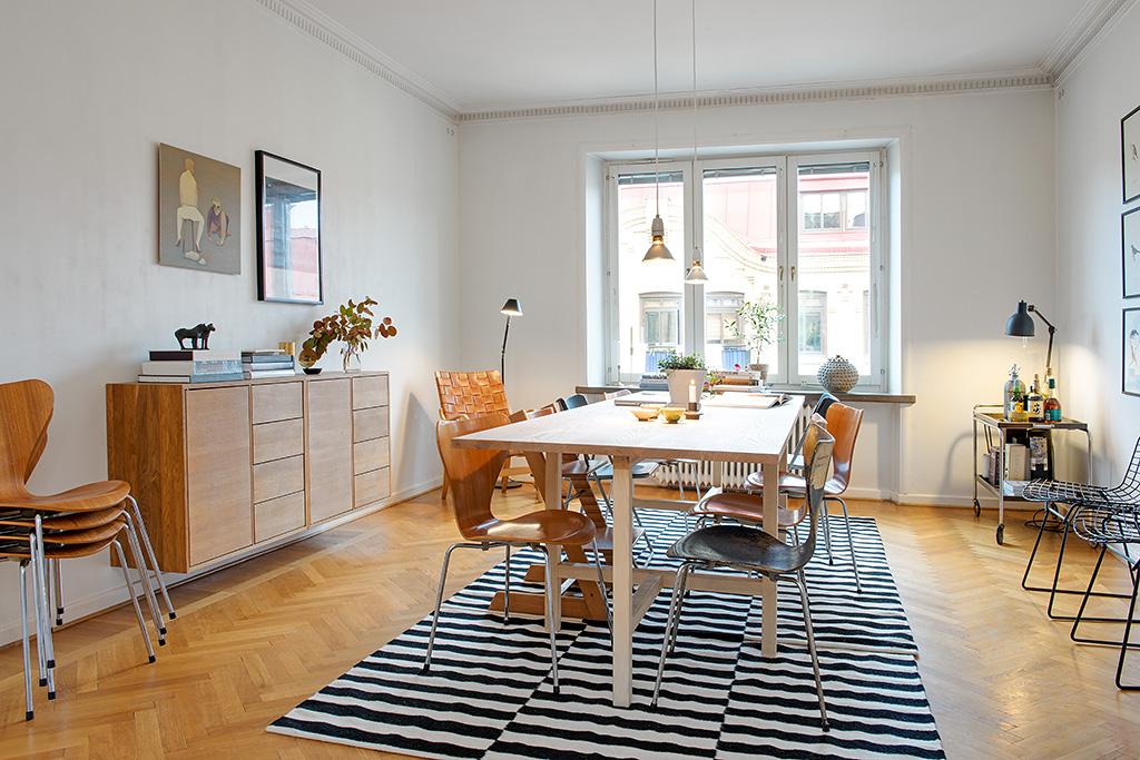 El blog de demarques 10 comedores de estilo escandinavo - Estilos de interiorismo ...