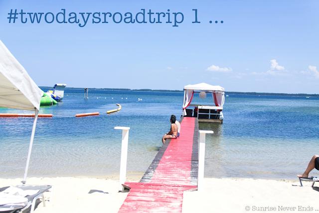 twodaysroadtrip,roadtrip,biscarosse,landes,idylle plage,plage privée,restaurant,lac