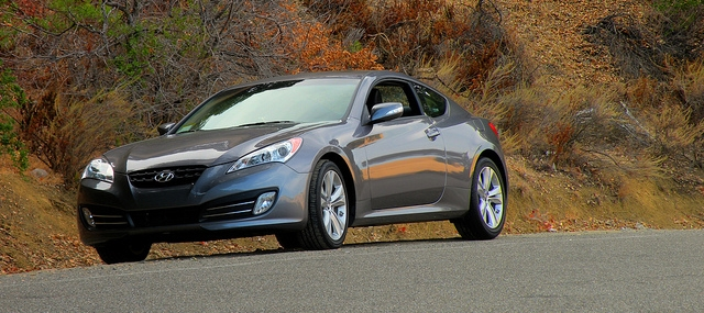 Hyundai Genesis Coupe: A Lesson In Frugality For The Sports Segment