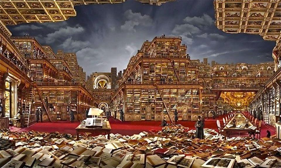 Chez le Bibliothècaire