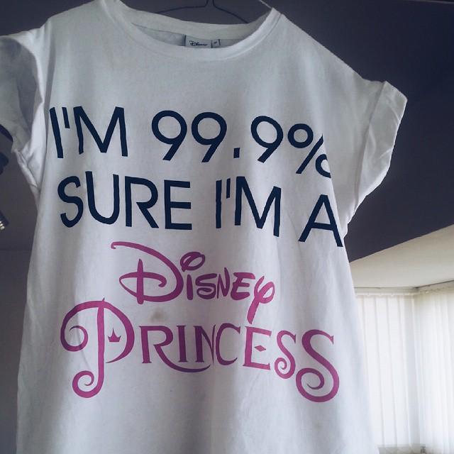 I'm 99% Sure I'm a Disney Princess