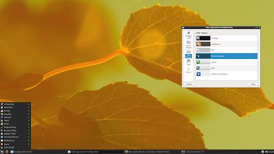 LXQt 0.8.0 desktop
