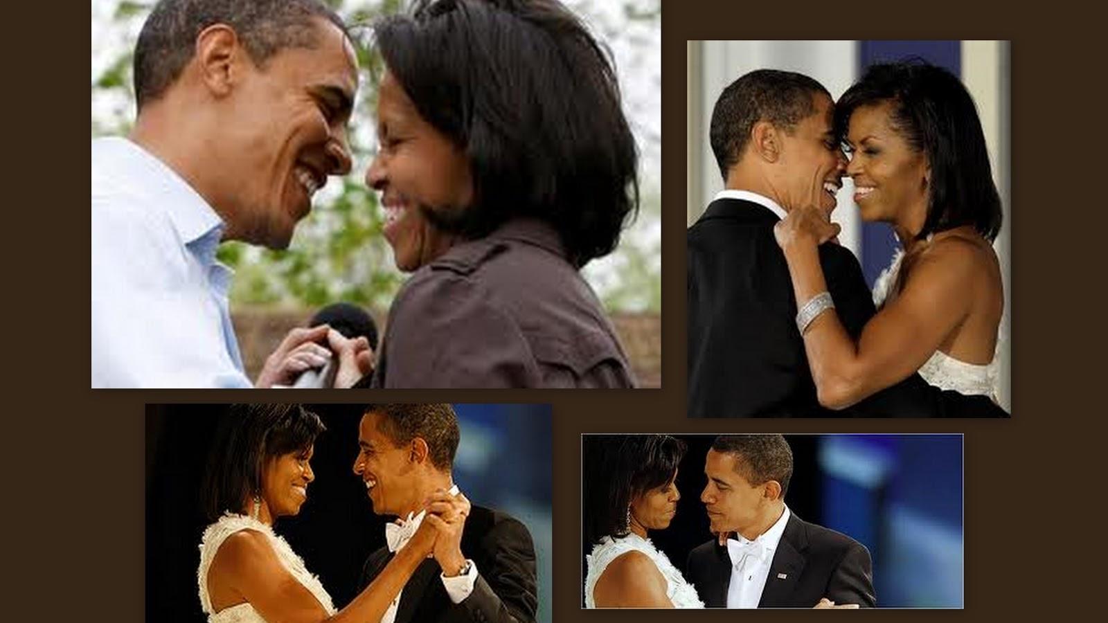 Barack Obama as Deep Autumn