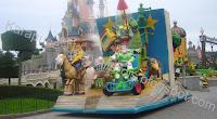 Char Toy story Disneyland