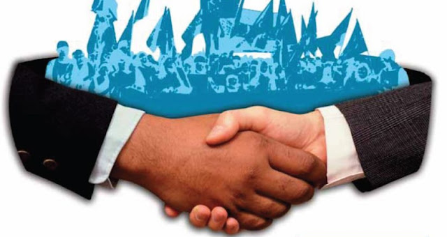 Negociacion colectiva y Derecho laboral