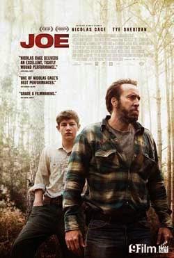 Joe 2014 poster